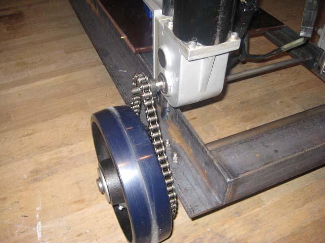 Hydraulic Wheel Hub Motors : Gallery
