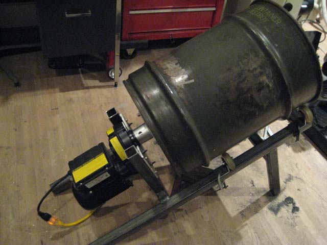 Sm on Cement Mixer Gearbox